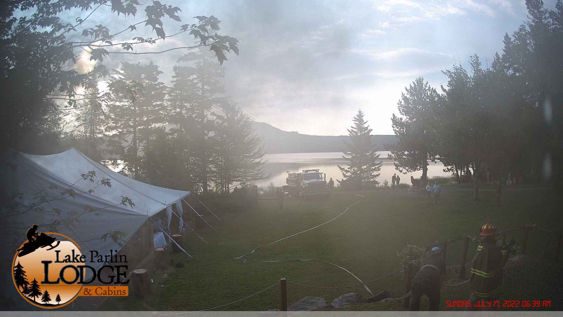 Lake Parlin Webcam