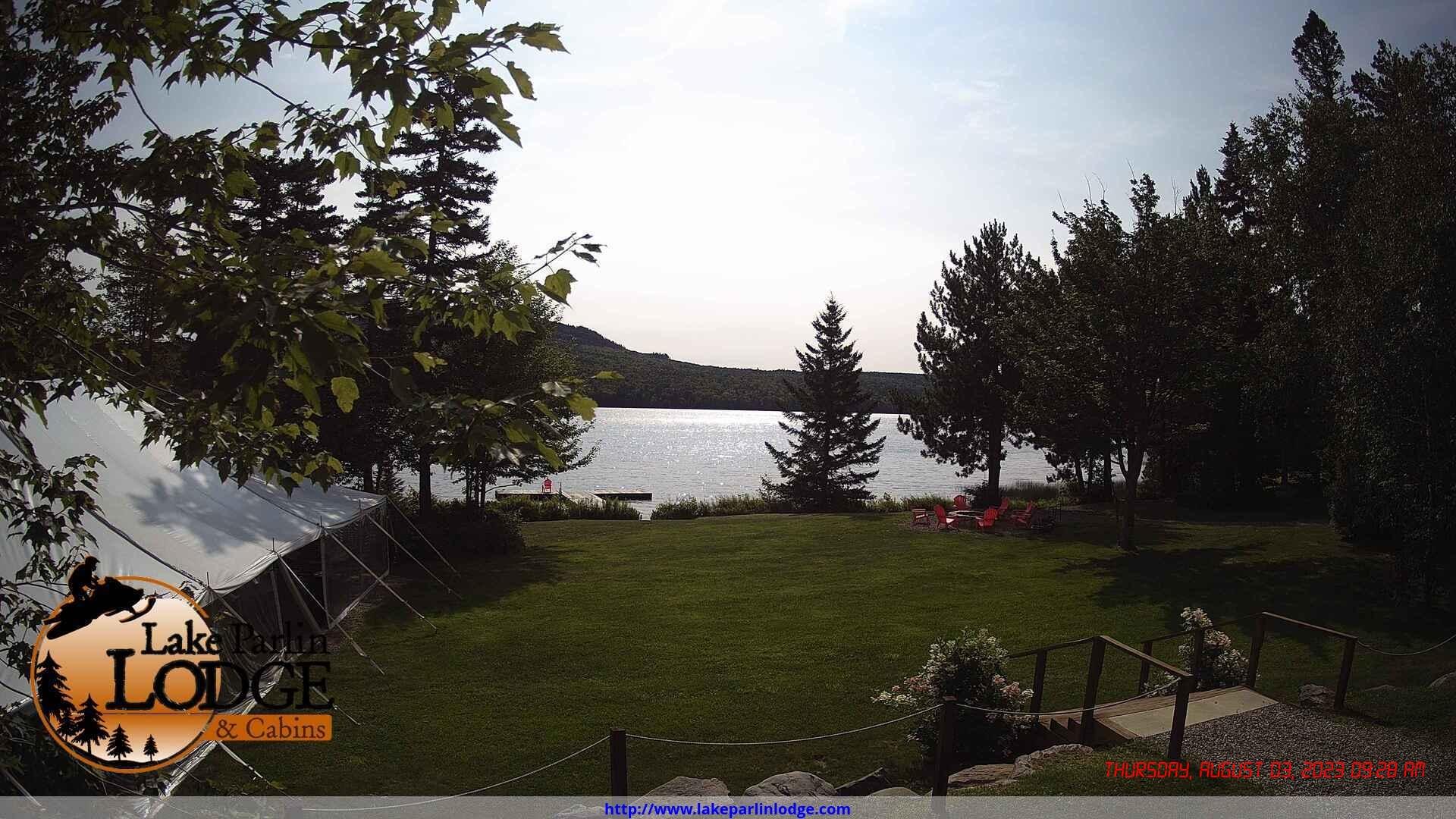 Lake Parlin Webcam